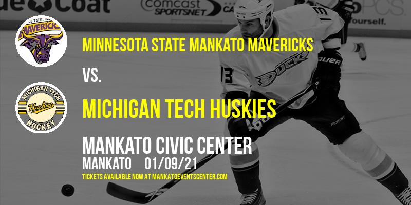 Minnesota State Mankato Mavericks vs. Michigan Tech Huskies at Mankato Civic Center