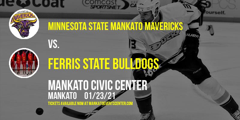 Minnesota State Mankato Mavericks vs. Ferris State Bulldogs at Mankato Civic Center
