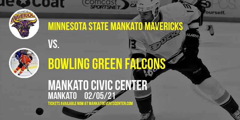 Minnesota State Mankato Mavericks vs. Bowling Green Falcons at Mankato Civic Center