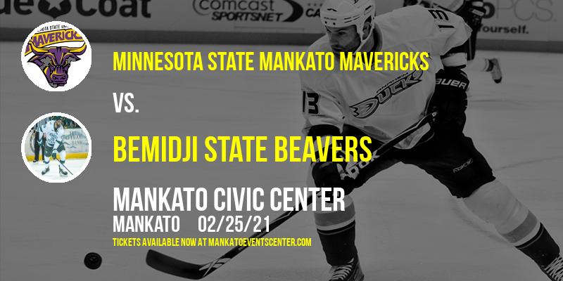 Minnesota State Mankato Mavericks vs. Bemidji State Beavers at Mankato Civic Center